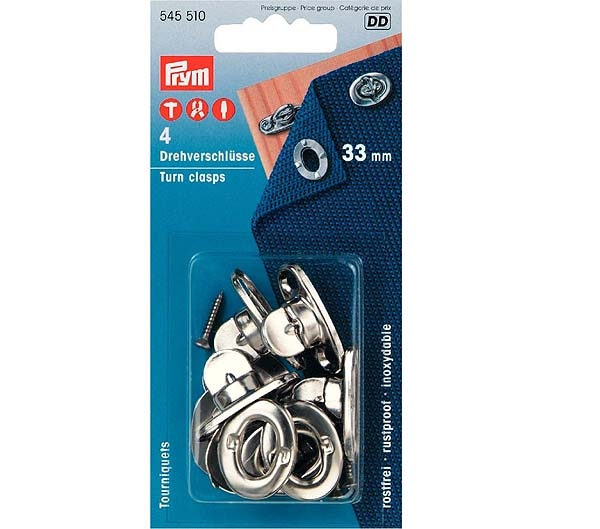 Prym DIY Turn Clasps