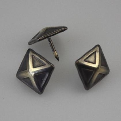Decorative studs Square