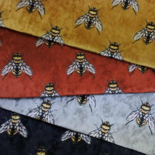 Ice Velvet Humble Bee