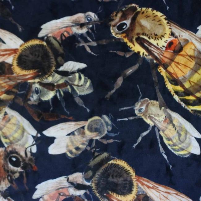 Ice Velvet Honey Bees