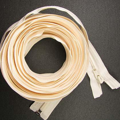 Mattress zipper