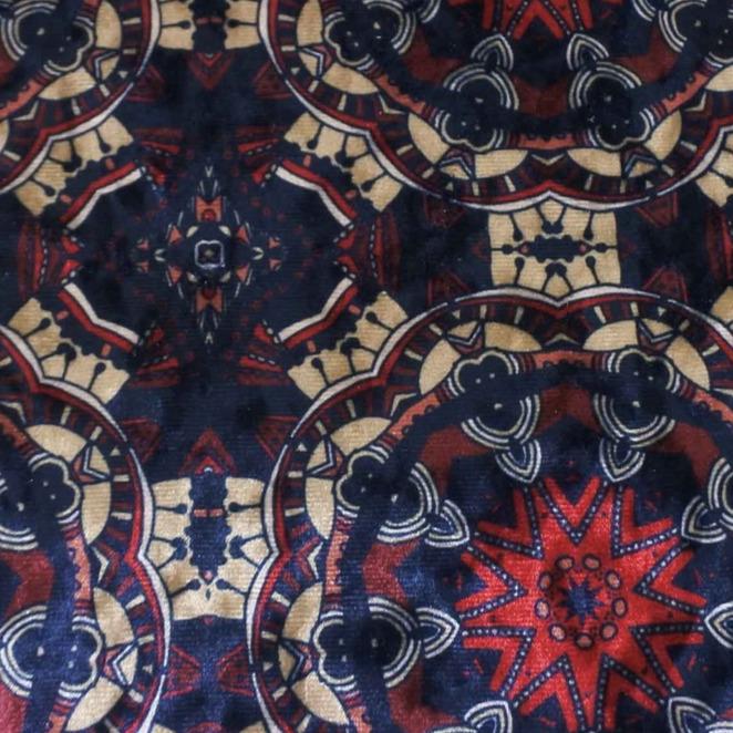 Ice Velvet Kaleidoscope