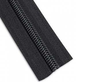 Zipp fastener 6 mm per Roll