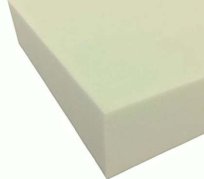 Polyether plaat