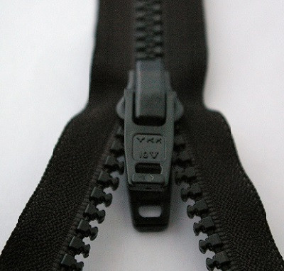 YKK tooth zipper